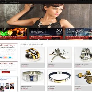 Diseño de tienda virtual para Daphne´s