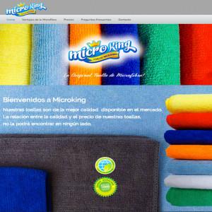 Diseño de Páginas web en México D.F. - Microfibras