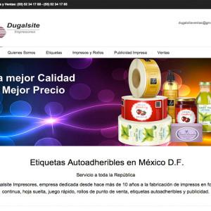 diseño de páginas web en méxico df - dugalsite