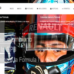 diseño de páginas web oscar tunjo