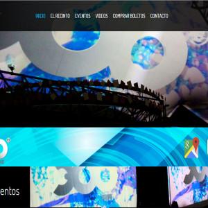 diseño de páginas web 360-evenue
