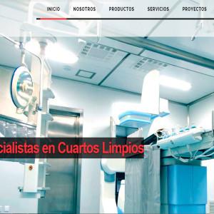 diseño de páginas web luftechnik
