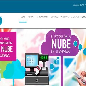 diseño de páginas web software punto de venta en la nuve