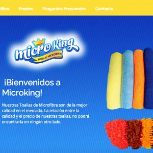 diseño de paginas web microking