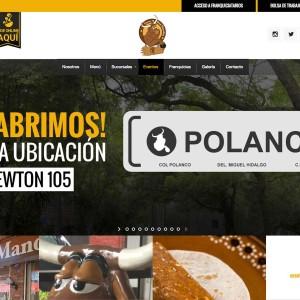 posicionamiento web natural Tacos Don Manolito