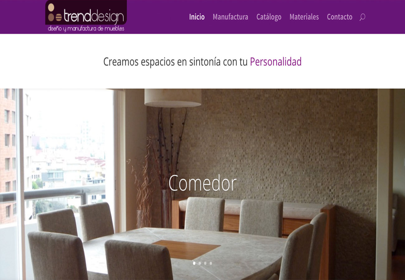 Posicionamiento web natural muebles trend desing for Trends muebles